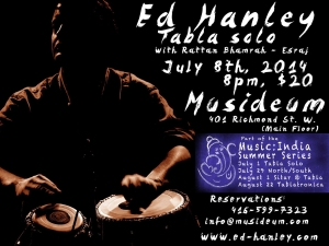 tabla solo july 8th big
